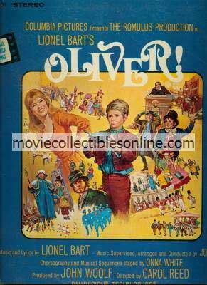 Oliver! Soundtrack Album