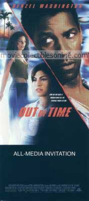 Out of Time Media Screening Invitation