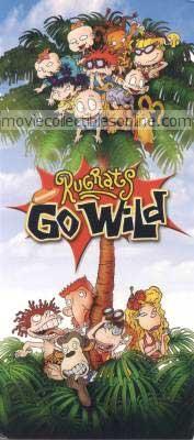 Rugrats Go Wild! Media Screening Invitation