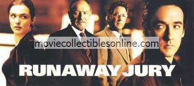 Runaway Jury Media Screening Invitation